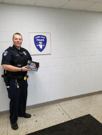 Paying It Forward to Loves Park Police